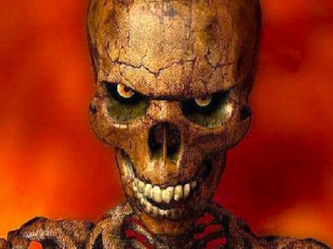 Sandy Unearths Centuries-Old Skeleton