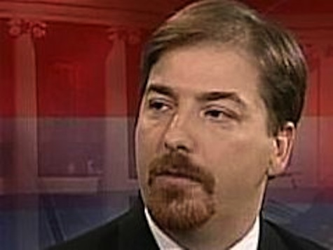 NBC's Chuck Todd Blames Climate Change For Hurricane Sandy