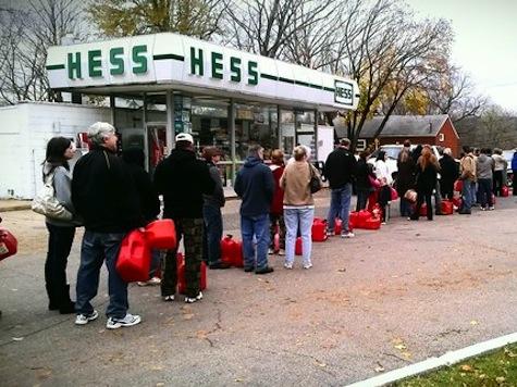 Gas Shortages Plague NY Metro Area
