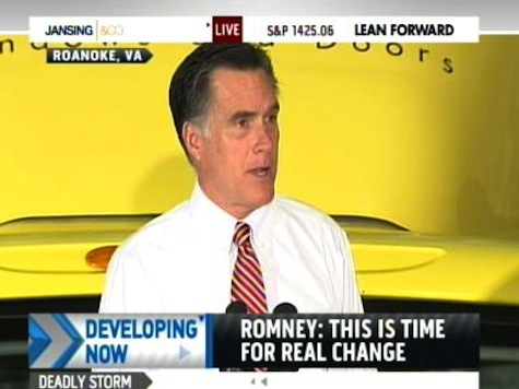 Romney: Silly Word Games Aren't Going To Get America Back To Work