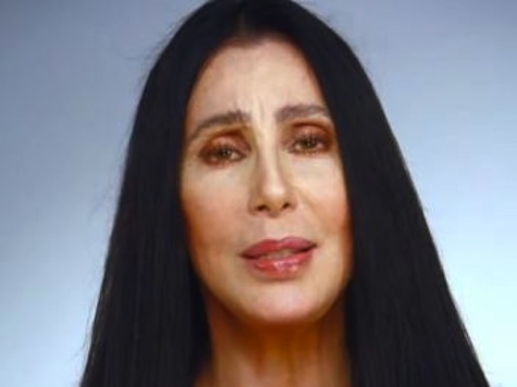 Cher: Ryan 'Looks Like Dracula,' GOP 'Sick'