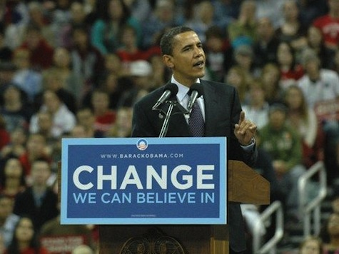 Obama: I'm Still The Candidate For Change