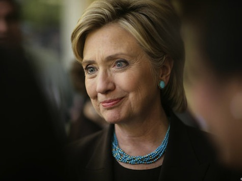 Foreign Press Speculates: Hillary In 2016?