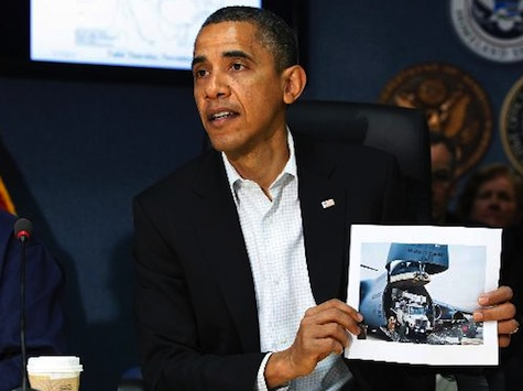 Obama Official's Message For Sandy Victims: President Was Just Talking About You This Morning
