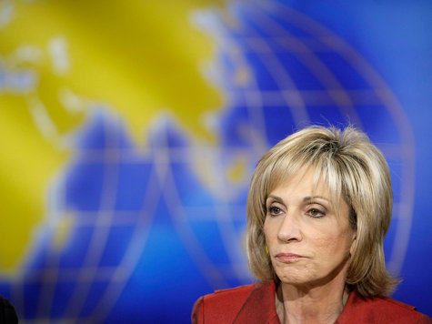 Andrea Mitchell: If Pennsylvania's In Play, It's Over For Obama