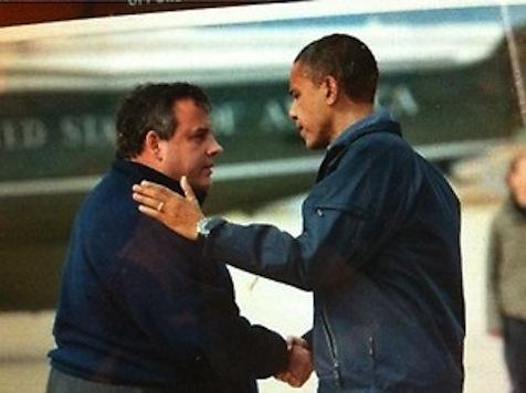 Christie Praises Obama; Affirms Support For Romney