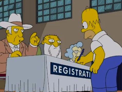 Simpsons Attacks Romney's Faith: 'I Hear He Wears Magic Underpants'