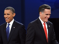 Romney: Obama Has Run 'Strong Campaign'