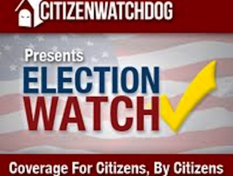 *Live Stream* Citizen Watchdog Election Watch 2012