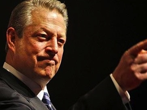 IRONY: Al Gore Mocks Romney For Not Making Concession Speech Quickly