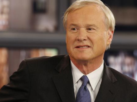 MSNBC's Matthews Forced To Apologize For Saying 'I'm So Glad We Had That Storm Last Week'
