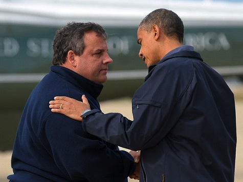 Christie: 'I wouldn't call what I did an embrace of Barack Obama'