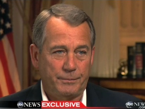 Boehner: GOP Only Knows How To Speak To 'People Who Look Like Us'