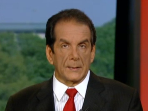 Charles Krauthammer: Change Redskins Name Because It's 'a Slur'