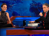 Flashback: Petraeus Girlfriend's Awkward, Revealing Interview With Jon Stewart