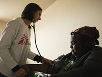 Doctors Without Borders Tend To NY Storm Victims