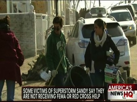 Victims of Superstorm Sandy Outraged Over Lack of Assistance From FEMA