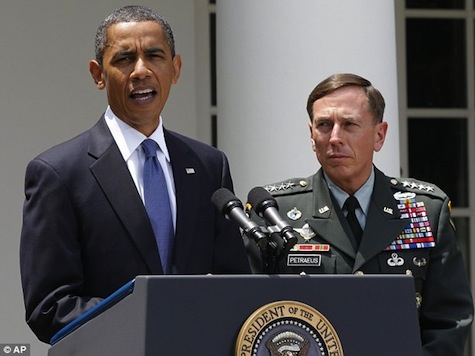 Claim: Petraeus never targeted by FBI