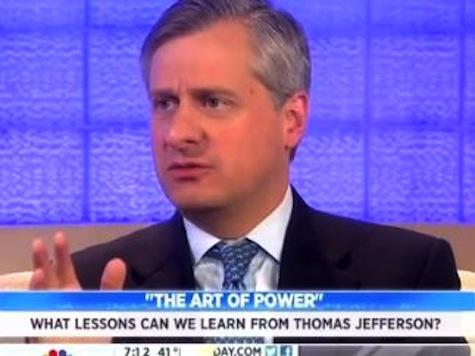 Former Newsweek Editor: Obama Is Like Thomas Jefferson