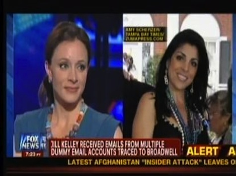 Report: Petraeus Mistress Set Up Several Email Accounts To Harass Jill Kelley