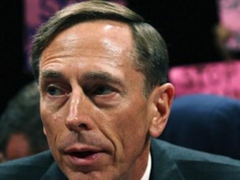 Libtalker Press On Petreaus Resignation: 'Wake Up America'