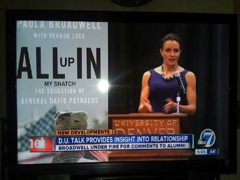 ABC Affiliate Ran Phony Explicit Joke Cover of Broadwell Book