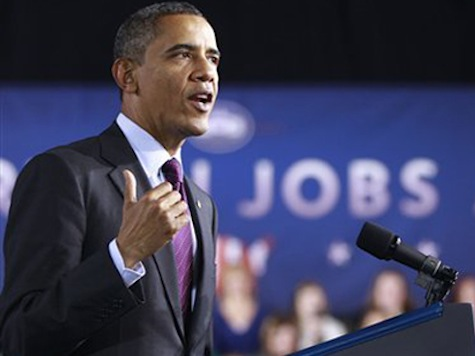 Obama: US Can't Afford Across-The-Board Tax Hike