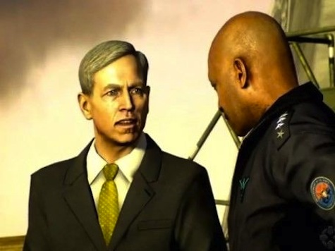 'Call Of Duty' Game Features Petraeus Cameo As Defense Secretary In 2025