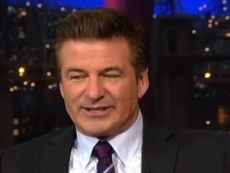 Alec Baldwin: Secessionists Should Call New Country 'United States of Caucasia'