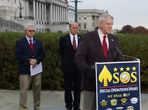 GOP Rep, 100,000 Petition Signers Demand Special Prosecutor On Benghazi
