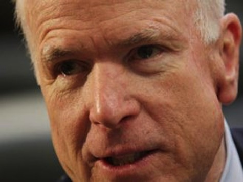 McCain: 'The President of The United States Has A Lot To Answer For'