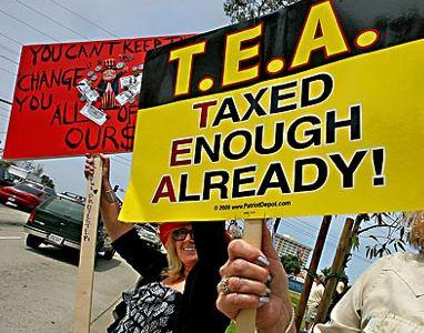 CNN: 'Is The Tea Party Dead?'