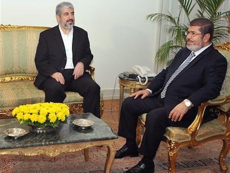 Leaders Meet In Cairo Over Israeli-Gaza Clash