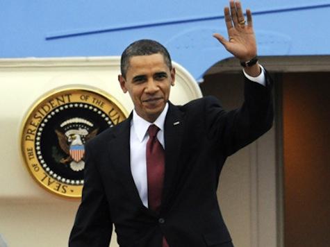 Obama, Clinton Arrive in Cambodia