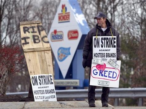 Negotiations Fail Between Hostess, Union