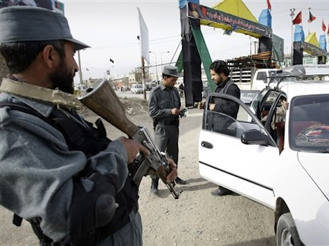 Taliban Suicide Attack Kills Two In Kabul