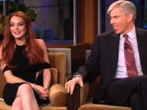Lohan: 'Yes,' We Should Know About Petraeus Affair