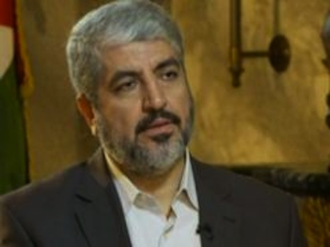 Hamas Leader: We Accept Palestinian State, '67 Borders, Right to Return