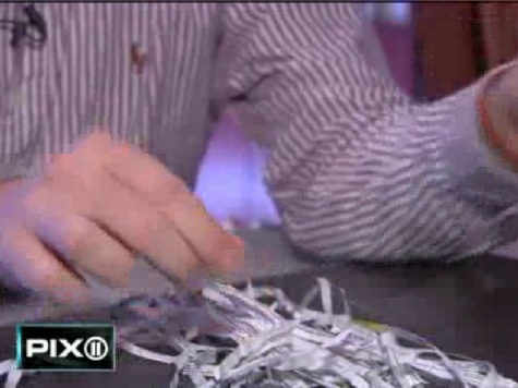 Confidential NYPD Files Found in Macy's Parade Confetti