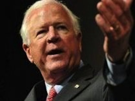 Sen Saxby Chambliss Talks Tax Hikes