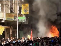 Protesters Torch Muslim Brotherhood Offices After Morsi Awards Himself Unlimited Powers