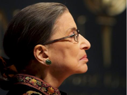 Justice Ginsburg: We Need All-Female Supreme Court