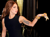 Crazed Gaga Fans Break Into Star's House Over Holiday