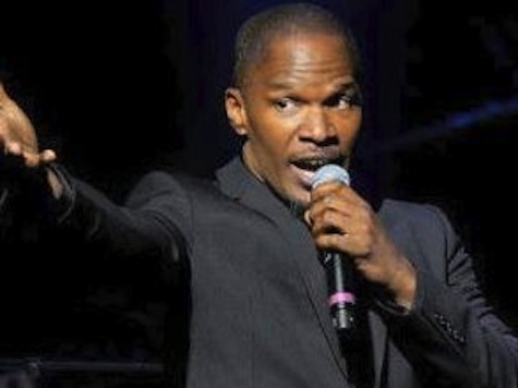 Jamie Foxx: 'Our Lord And Savior Barack Obama'