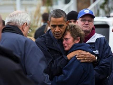Empty Embrace: Hurricane Sandy Victim Hugged By Obama Upset After Lack Of Help