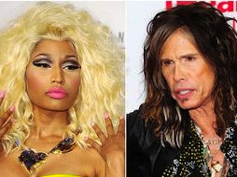 Nicki Minaj Calls Steven Tyler Racist