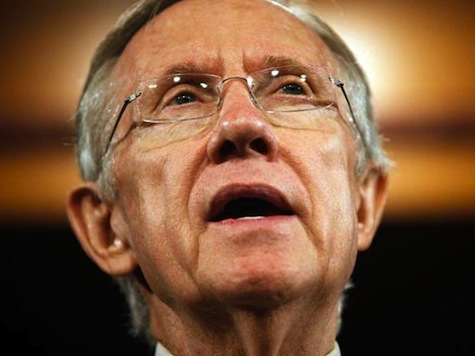 Reid: Congress 'One Vote Away From Avoiding Fiscal Cliff'