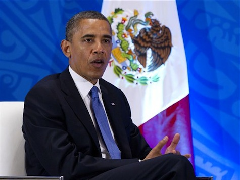 Obama Looking For 'Any Excuse To Go To Mexico'