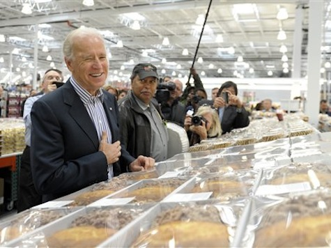 After Costco Execs Cozy Up To White House, Biden Pays Visit
