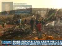 CNN Gives Rare Report From Inside Syria